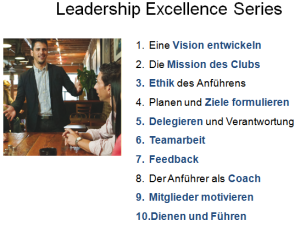 LeadershipEcellenceSeries Bild
