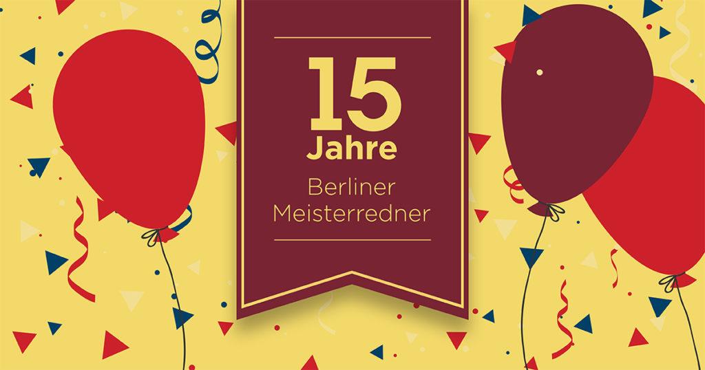 © Berliner Meisterredner